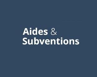 Aides et Subventions